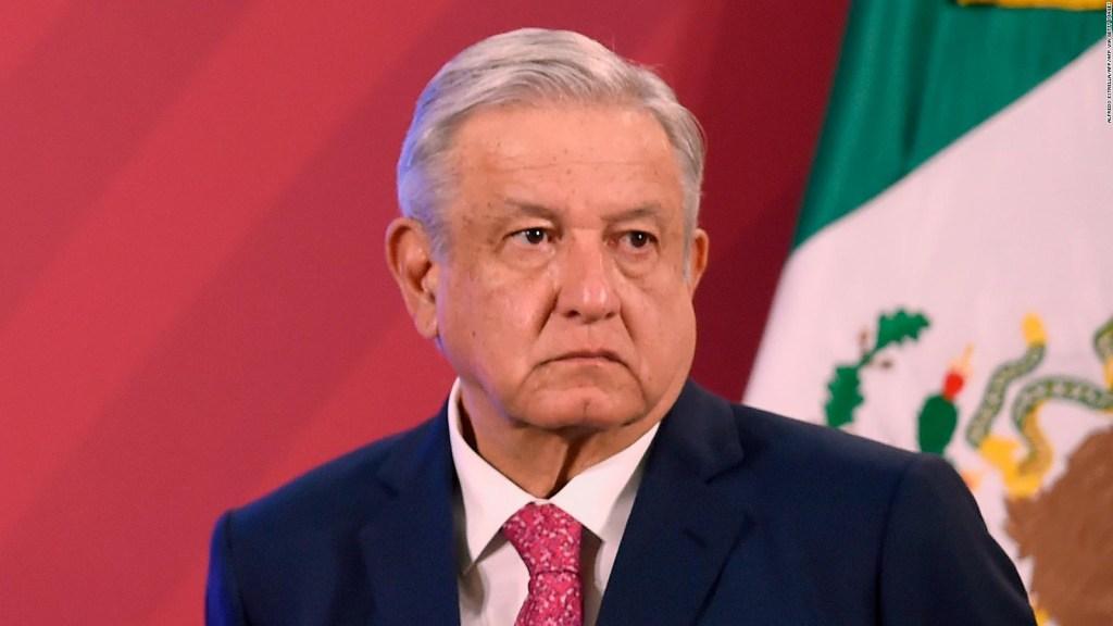 López Obrador tiene un covid-19 leve, dice José Luis Alomía