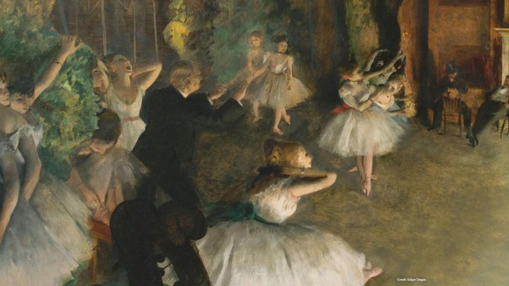 Las oscuras historias tras las pinturas de Edgar Degas