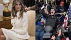 ¿Qué hacía Melania Trump durante los disturbios del Capitolio?