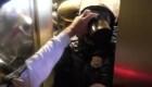 Policía fue aplastado por la turba en el Capitolio
