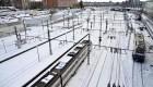 Frío histórico en partes de España tras gran nevada