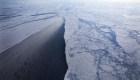 Océano Ártico, contaminado por plástico de la ropa