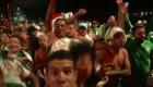 Celebración poco responsable de aficionados de Palmeiras