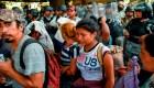 Canciller mexicano a EE.UU: Migrantes deben recibir vacuna