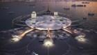 Spaceport City: un aeropuerto para viajar al espacio