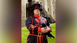 No aparece Merlina, la cuervo de la Torre de Londres
