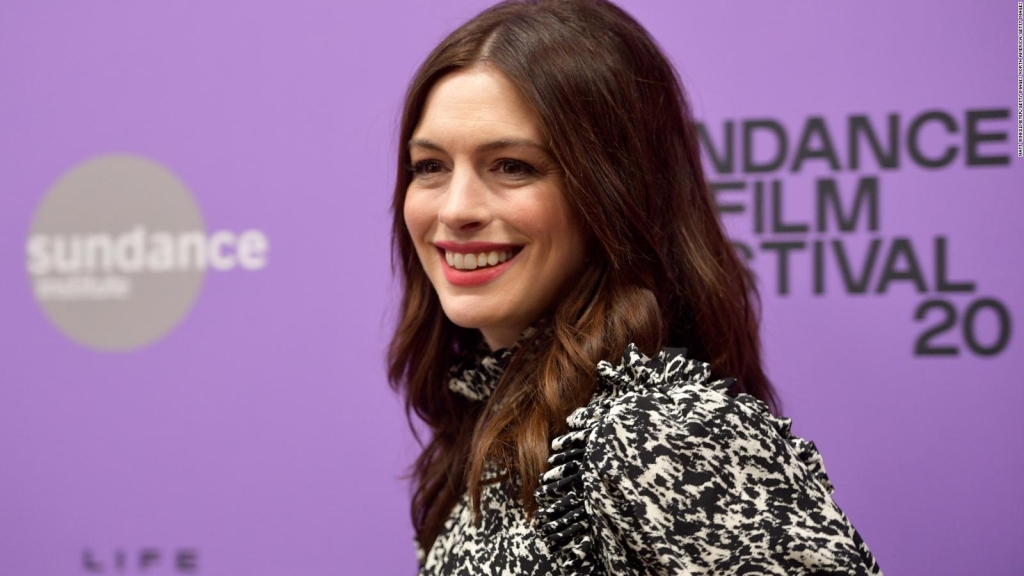 "Anne Hathaway prefiere que la llamen ""Annie"""
