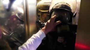 Crudo testimonio de policías que defendieron el Capitolio