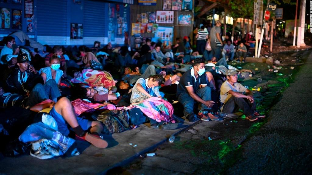 Las razones para migrar de Honduras a EE.UU.