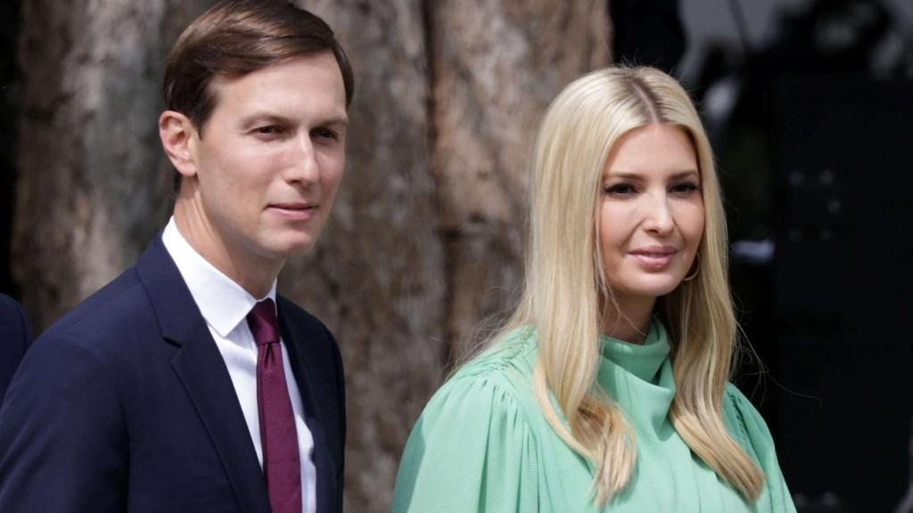 La costosa seguridad de Ivanka Trump y su esposo