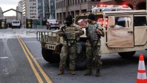 Washington: seguridad rumbo a la toma de posesión de Biden