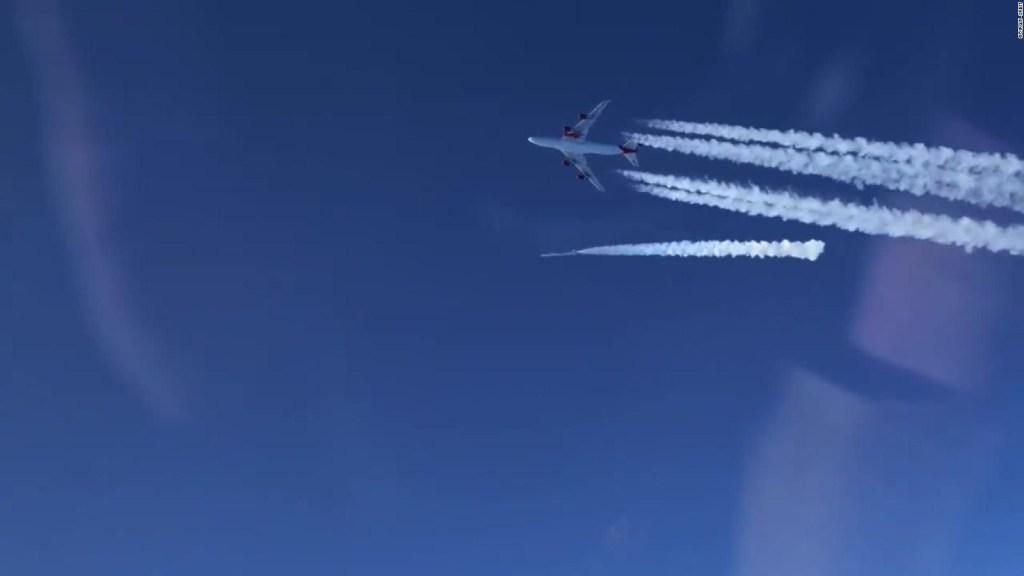 Virgin Orbit pone en órbita un cohete desde un avión
