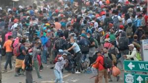 Preocupa caravana de migrantes que se dirige a EE.UU.
