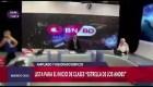 Así reaccionaron conductores de TV al sismo en Argentina