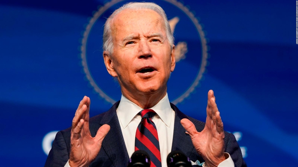 Los primeros cambios de Biden a la política de Trump