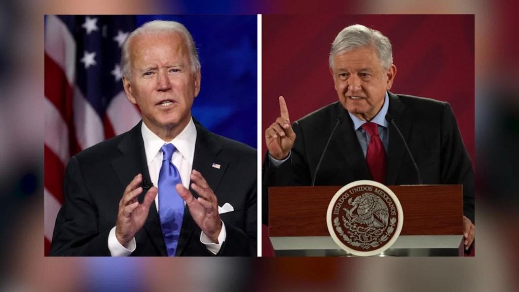 López Obrador y Biden, una relación en construcción