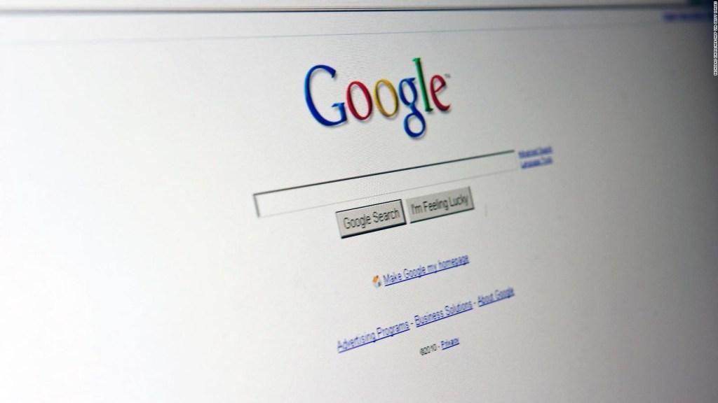 Lo más buscado en Google el día que Biden llegó al poder