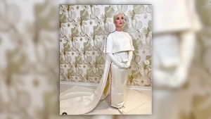Katy Perry deslumbra tras toma de posesión de Joe Biden