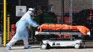 Enero, el mes más letal en EE.UU. por covid-19