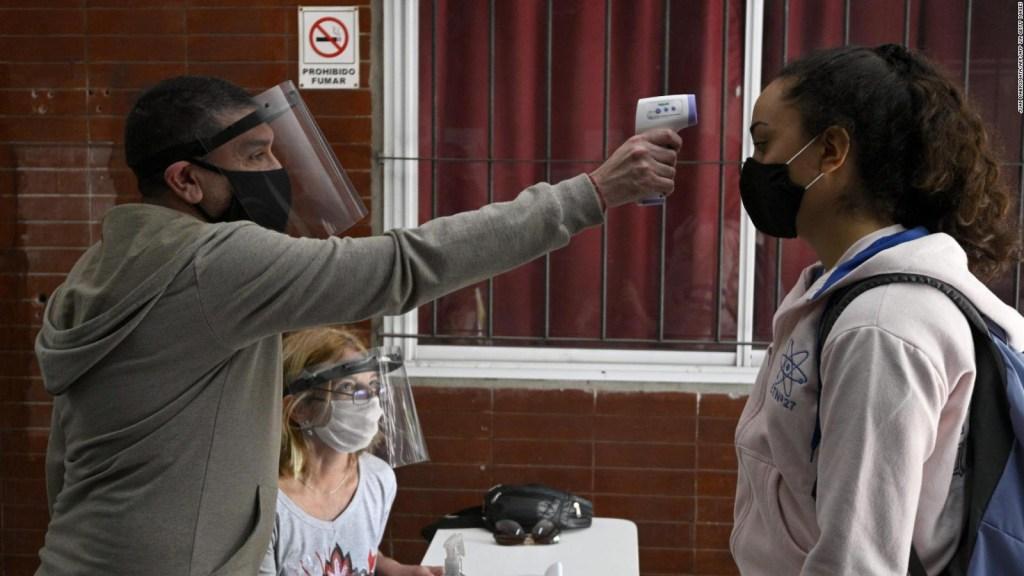 La ciudad de Buenos Aires reabre las escuelas