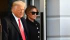 Donald Trump vive compleja situación judicial y económica