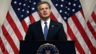 Biden mantiene al jefe del FBI, Christopher A. Wray