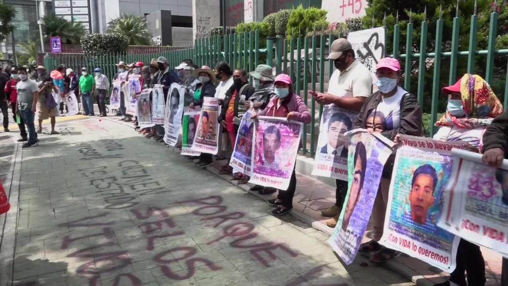 Denunciarán a persona que filtró testimonio de Ayotzinapa