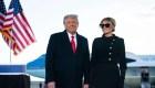 El último desplante de Melania a Donald Trump