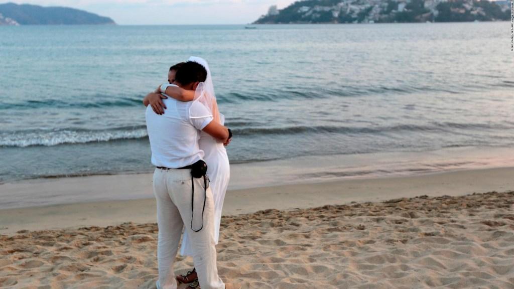 Los beneficios para la salud de los abrazos