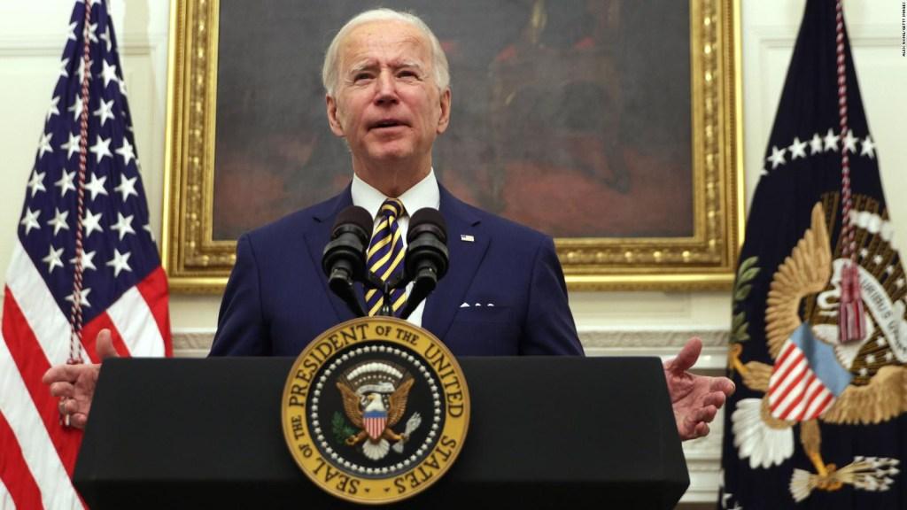 Las primeras decisiones de Biden como presidente de EE.UU.