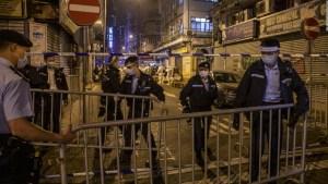 Hong Kong: confinamiento por covid-19
