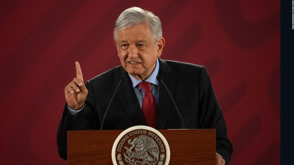 El presidente de México tiene covid-19