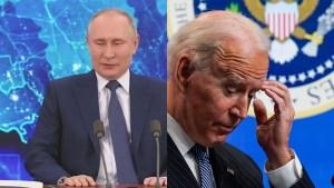 Gobierno de Biden no hará borrón y cuenta nueva con Rusia