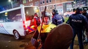 No se levanta el toque de queda en Holanda a pesar de los disturbios