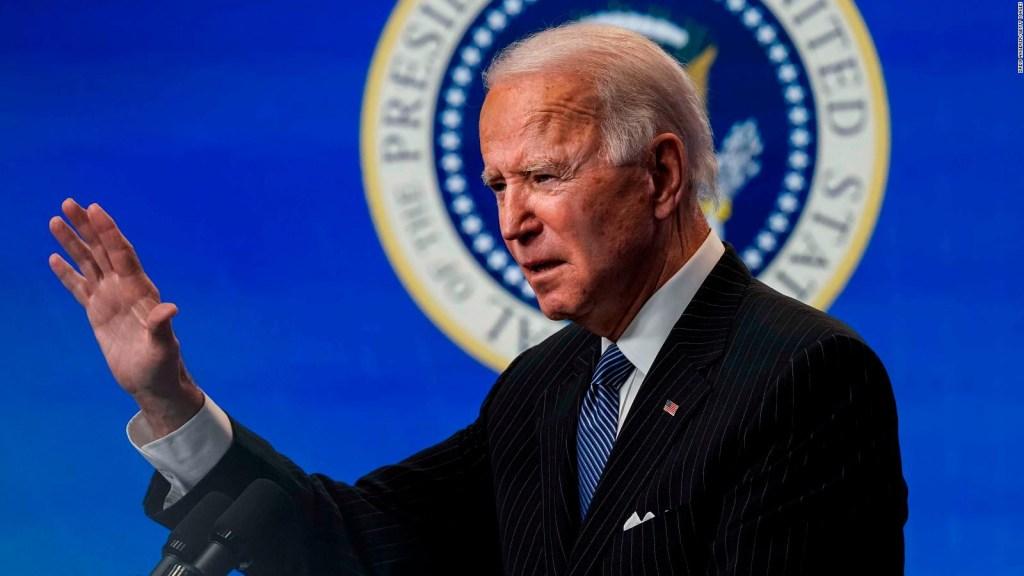 Las consecuencias de las medidas económicas de Joe Biden
