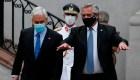 Alberto Fernández visita Chile y se reúne con Piñera