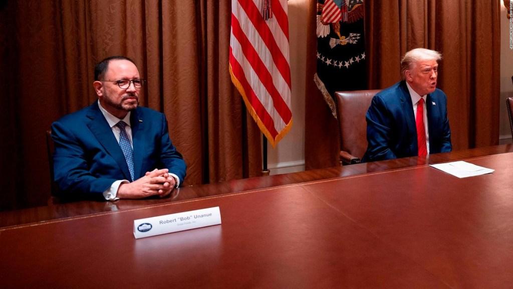 Junta de Goya silencia a su presidente Robert Unanue