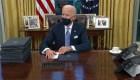 Biden ha cumplido con su promesa de ley de inmigración