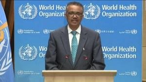 Países ricos intentan acaparar vacunas, dice OMS