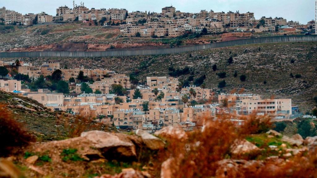 EE.UU. insiste en solución de dos Estados para Israel y Palestina