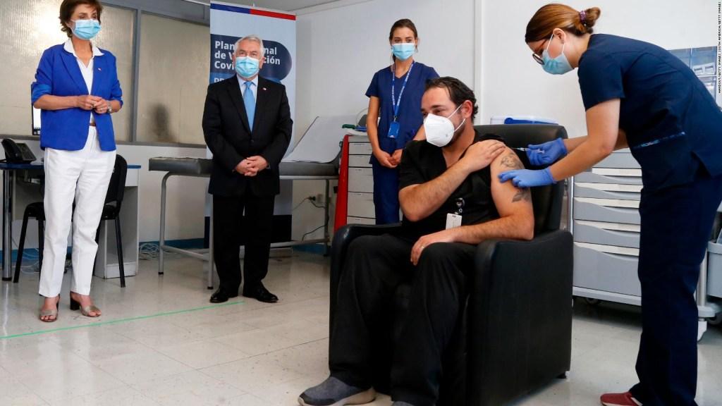 Chile se prepara para comenzar la vacunación masiva