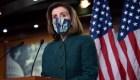 Nancy Pelosi pide más seguridad en el Congreso de EE.UU.
