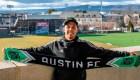 Daniel Pereira, de asilado en EE.UU. a jugar en la MLS