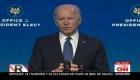 Biden: Eran una turba desenfrenada, terroristas domésticos