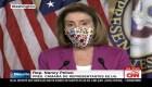 Nancy Pelosi se une al llamado por la Enmienda 25