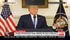 """Trump llama """"ataque repugnante"""" al asalto al Capitolio"""