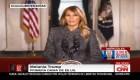 Melania Trump da mensaje de despedida y Washington se prepara para la posesión de Joe Biden