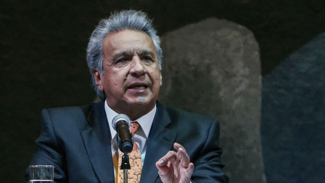 Desperfecto mecánico en el avión presidencial de Ecuador provoca aterrizaje de emergencia con Lenín Moreno abordo