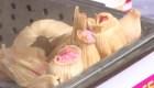 Tamales para un Día de la Candelaria en plena pandemia