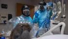 Bolsas para ventilar, alternativa ante apagones en hospitales